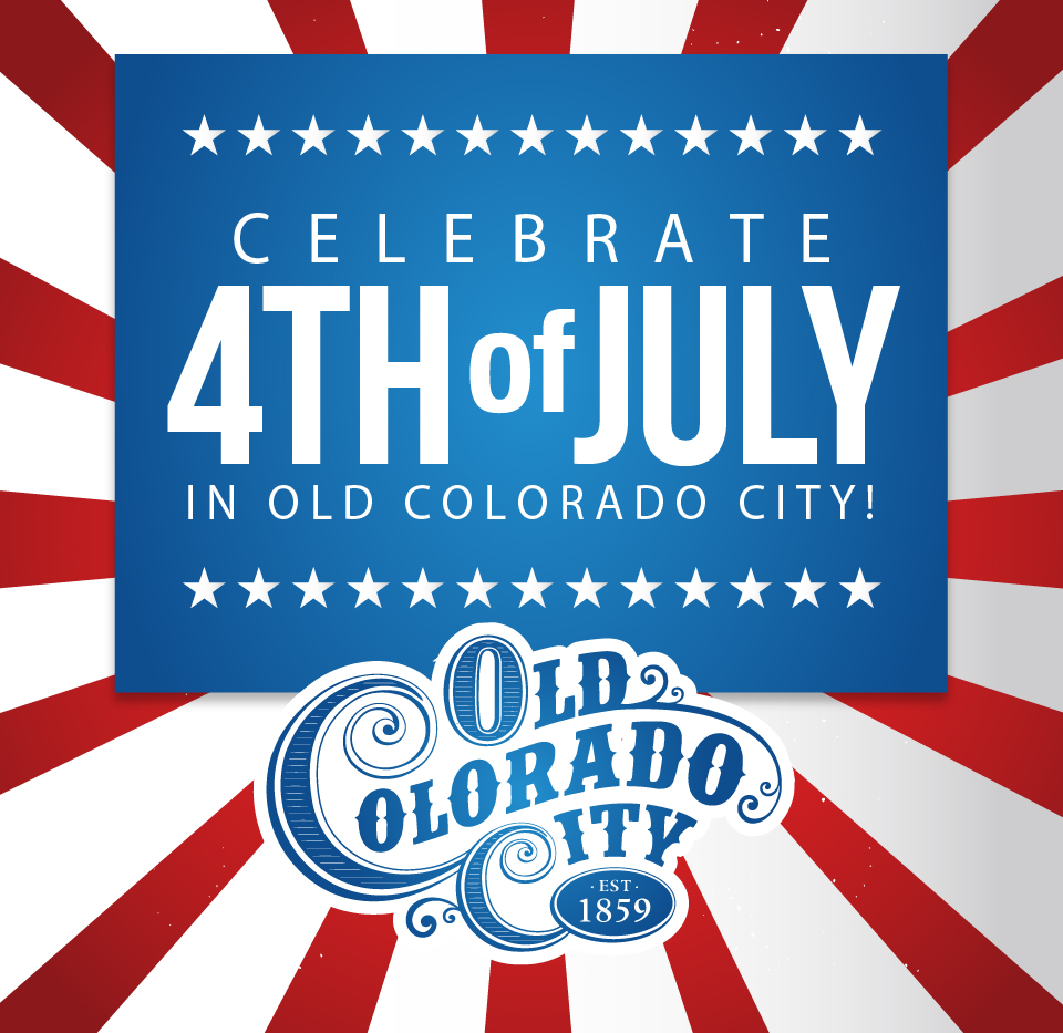 Old Colorado City Red White And Cruise Independence Day Celebration